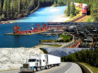 Canadian Logistics — Thinking Globally, Acting Locally